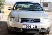 Gasoline Fuel/Power   Audi A4 2004