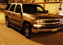 Gasoline Fuel/Power   Chevrolet Tahoe 2001