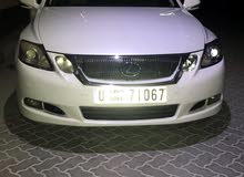 Lexus GS in Sharjah