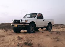 2002 Used Hilux with Automatic transmission is available for sale