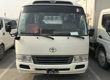 2015 Toyota Coaster for sale in Doha