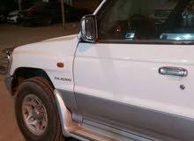 Beige Mitsubishi Pajero 2000 for sale