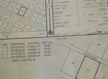 أرض سكنية للبيع العقدة الرابعة رقم الارض 170