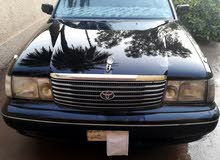 Toyota Crown 1993 For sale - Black color