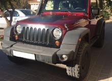 جيب رانجلر بحالة ممتازة للبيع Jeep Wrangler