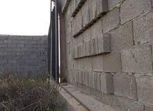قطعة ارض مسيجه بالكامل مع باب سحاب 4.20م بمنطقة السيدة زينب قبل الاربع شوارع فتح
