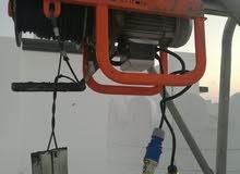 New 1 Ton Lift Machine for Rent
