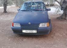 Manual Black Opel 1986 for sale