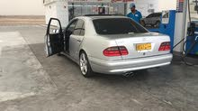 Grey Mercedes Benz E55 AMG 1999 for sale