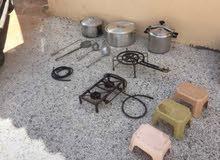 ادوات عزبه للبيع من السنيدي