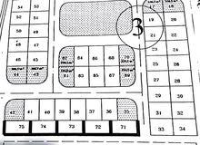 أرض للبيع بمخطط جمعية مصافي عدن