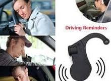سماعات. ذكية   للتنبيه عند النوم. اثناء القيادة او اثناء الدراسة