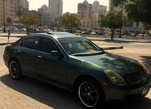 G35 2003 for Sale