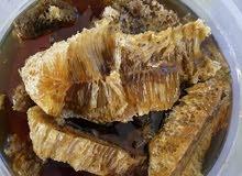 عسل طبيعي جبلي بوطويق خالص 100٪