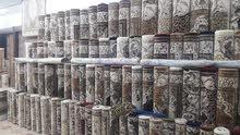 فرش الورده الجديد الصناعه بلجيكي اسعار مناسبه