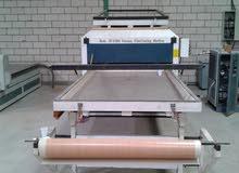 ورشة منتجات خشبة متكامله وجاهزة بجميع معداتها