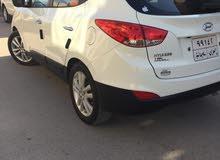 White Hyundai Tucson 2010 for sale