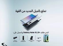 أجهزة مختومة و جديده 100٪ من سبيد سيل Note10&10 plus