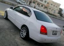 سياره هونداي افانتي XD للبيع  موديل 2000 ترخيص لشهر 7 الجاي  فحص السياره مرفق با