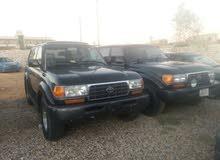 تويوتا لاندكروزر 1996 ليمتيد ليلى علوي دفع رباعي 4WD محرك 24 V6