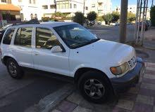 Automatic White Kia 2001 for sale