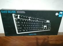 Logitech G413 Full Mechanical Keyboard