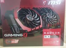 MSI GAMING X RX 580 8GB