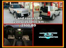 Land rover LR 3 2005 for sale