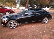 سيارة مرسيدس  2008... C300  للبيع