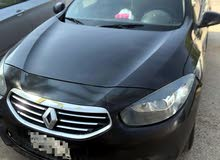 Renault Fluence 2014 For sale - Black color