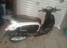 sym fiddle  150i