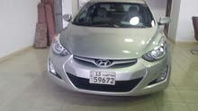 condition Hyundai Elantra 2016 with  km mileage