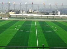 شركة HADEF الاوربية الرائدة في بناء وتجهيز ملاعب العشب الصناعي