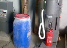 مصنع تعبية اسطوانات اطفاء الحريق بودره وغاز ثاني اكسيد الكربون