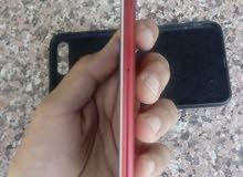 ايفون 7plus  احمر128