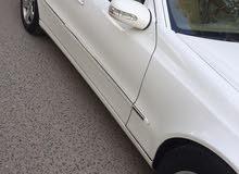 مرسيدس E240. موديل 2003.