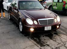 Used condition Mercedes Benz E 230 2008 with  km mileage