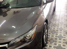Used condition Toyota Camry 2015 with 0 km mileage