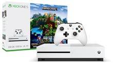 جهاز اكس بوكس ون اس 500 اصدار مينكرافت - Xbox One S Minecraft edition