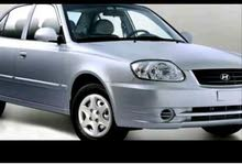 Hyundai Verna 2003 for sale in Benghazi
