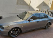 BMW 523i new service  new tiyers sport rims sun roof leather  seats  in excellen