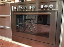 TechnoGas 5 burner gas stove for sale