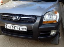 Manual Silver Kia 2009 for sale