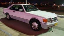 مرسيدس 560sec للبيع