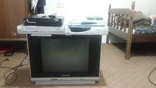 تلفزيون دايو 21 انش و 4 رسيفرات