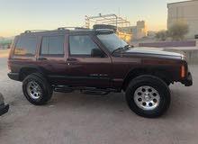 Jeep Cherokee 2000 وارد