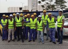 متخصون باعمال الجبسن بورد والفورسيلنج ودهانات وكهربائية والصحيةوالتكيف وكافت اعمال الصيانة