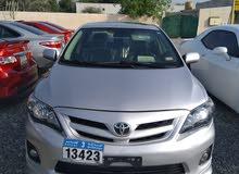 Toyota Corolla car for sale 2012 in Suwaiq city