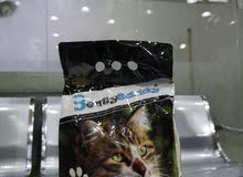 رمل قطط بيتي ساندي المميز