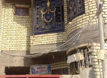 بيت بحي الحسين جديد طابقين للبيع قرب شارع كربله ومحلات الملعب